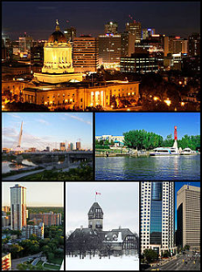 Images of Winnipeg (source: Wikipedia)